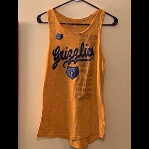 NBA Memphis Grizzlies Adidas shirt